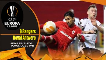 Rangers vs Royal Antwerp