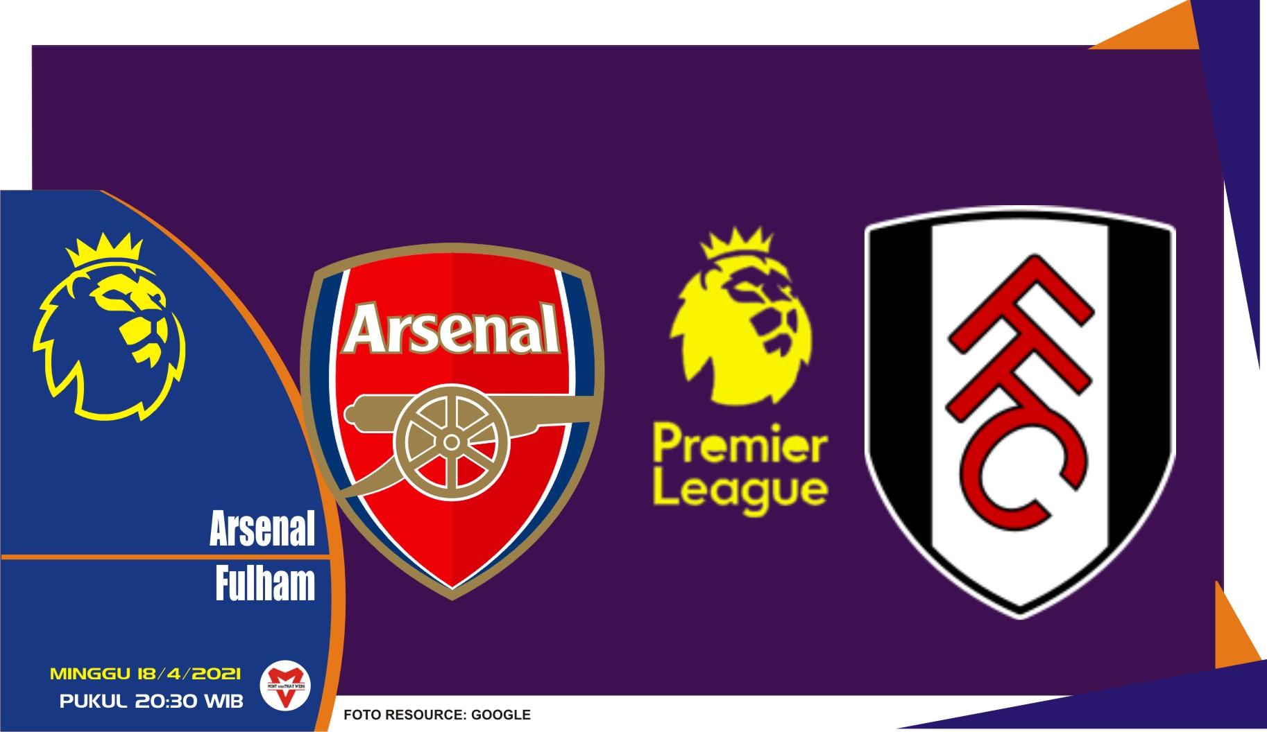 Prediksi Liga Spanyol: Arsenal vs Fulham - 18 April 2021