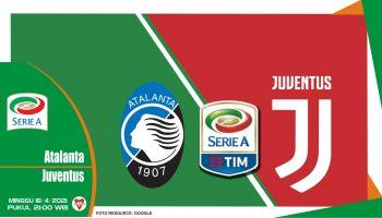 Prediksi Liga Italia: Atalanta BC vs Juventus - 18 April 2021