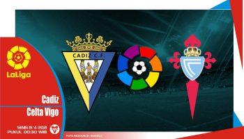 Prediksi Liga Spanyol: Cadiz vs Celta Vigo - 19 April 2021