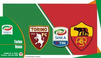 Prediksi Liga Italia: Torino vs Roma - 19 April 2021