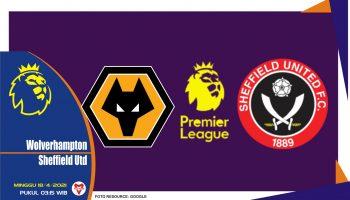 Prediksi Liga Inggris: Wolverhampton vs Sheffield United - 18 April 2021