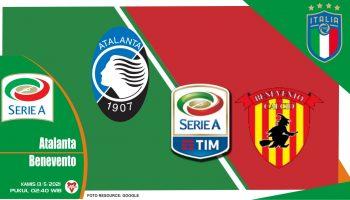Prediksi Liga Italia: Atalanta vs Benevento - 13 Mei 2021