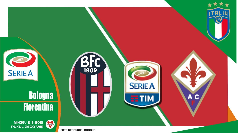 Prediksi Liga Italia: Bologna vs Fiorentina - 2 Mei 2021