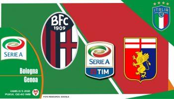 Prediksi Liga Italia: Bologna vs Genoa - 13 Mei 2021
