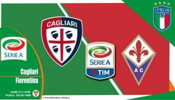 Prediksi Liga Italia: Cagliari vs Fiorentina - 13 Mei 2021