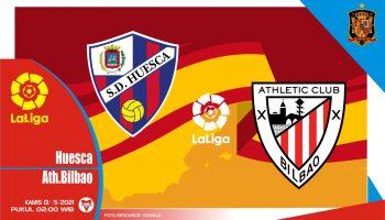 Prediksi Liga Spanyol: Huesca vs Athletic Bilbao - 13 Mei 2021
