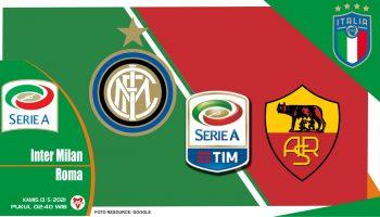 Prediksi Liga Italia: Inter Milan vs Roma - 13 Mei 2021