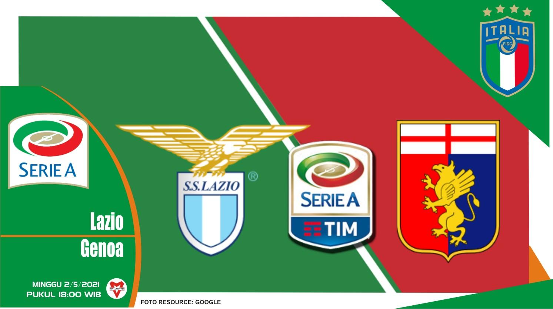 Prediksi Liga Italia: Lazio vs Genoa – 2 Mei 2021