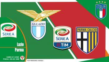Prediksi Liga Italia: Lazio vs Parma - 13 Mei 2021
