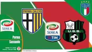 Parma vs Sassuolo, Prediksi Liga Italia 17 Mei 2021
