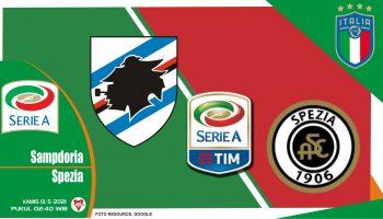Prediksi Liga Italia: Sampdoria vs Spezia - 13 Mei 2021