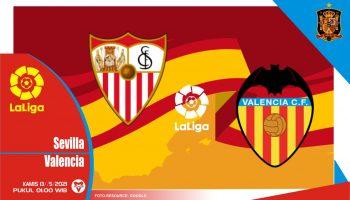 Prediksi Liga Spanyol: Sevilla vs Valencia - 13 Mei 2021