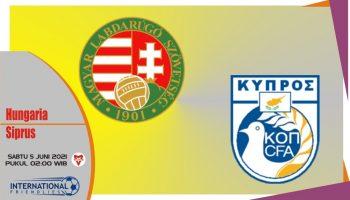 Prediksi Hungaria vs Siprus, Laga Persahabatan 5 Juni 2021