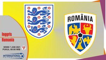 Prediksi Inggris vs Rumania, Laga Persahabatan 7 Juni 2021