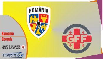 Rumania vs Georgia, Prediksi Laga Persahabatan 3 Juni 2021