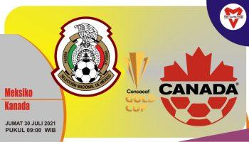 Prediksi Meksiko vs Kanada - Laga Gold Cup 30 Juli 2021