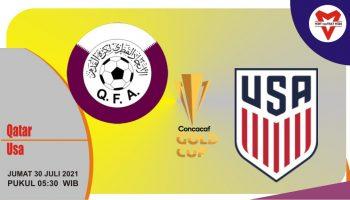 Prediksi Qatar vs Amerika Serikat - Laga Gold Cup 30 Juli 2021
