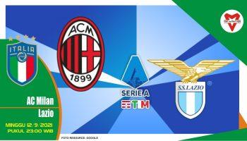 Prediksi AC Milan vs Lazio - Serie A Italia 12 September 2021