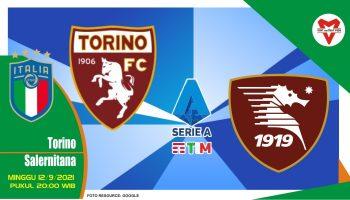 Prediksi Torino vs Salernitana - Serie A Italia 12 September 2021