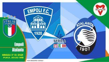 Prediksi Empoli vs Atalanta,