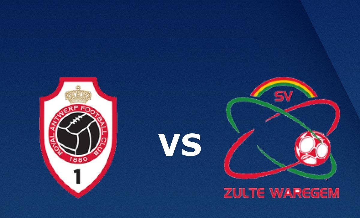 Prediksi Zulte vs Antwerp - Liga Belgia 16 Oktober 2021